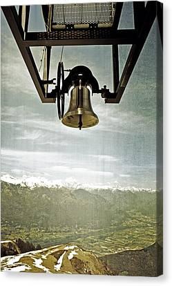 Bell In Heaven Canvas Print by Joana Kruse