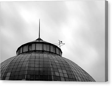 Belle Isle Anna Scripps Whitcomb Conservatory Canvas Print by Gordon Dean II