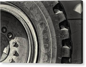 Big Wheel Canvas Print by Patrick M Lynch