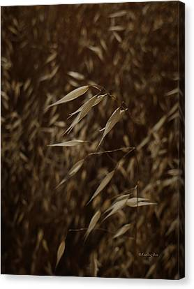 Blowin' In The Wind Canvas Print by Xueling Zou
