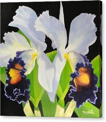 Blue Heaven Canvas Print by Carol Reynolds