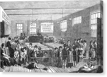 British Ragged School Canvas Print by Granger