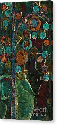 Bubble Tree - Spc01ct04 - Right Canvas Print by Variance Collections