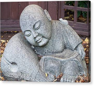 Buddha Canvas Print by Chalet Roome-Rigdon