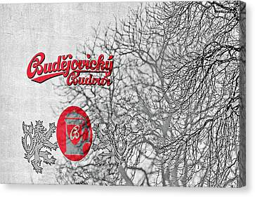 Budweis Czech Republic - 700 Years Of Brewing Tradition Canvas Print by Christine Till