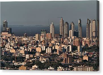 Buenos Aires Canvas Print by Celta4