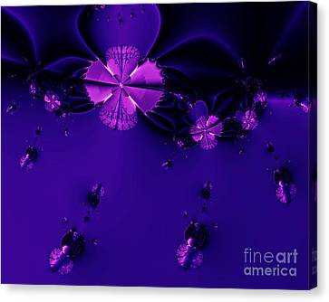 Bumble Beez . S19 Canvas Print by Wingsdomain Art and Photography