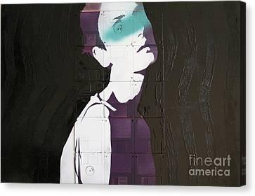 Cache Canvas Print by Nick Jentry