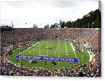 Cal  Memorial Stadium Canvas Print by Icon Sports Media