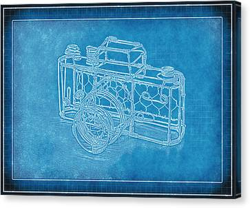 Camera 1b Canvas Print by Mauro Celotti
