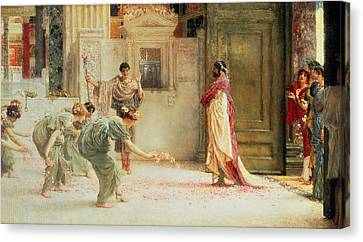 Caracalla Canvas Print by Sir Lawrence Alma-Tadema