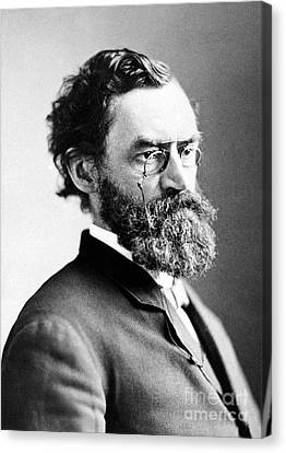 Carl Schurz (1829-1906) Canvas Print by Granger