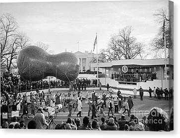 Carter Inauguration, 1977 Canvas Print by Granger