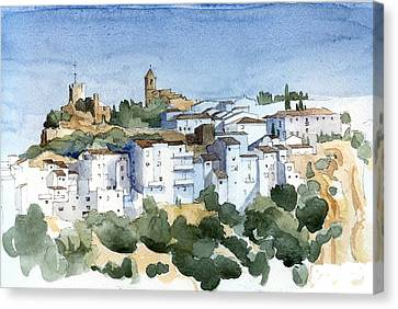 Casares 2 Canvas Print by Stephanie Aarons