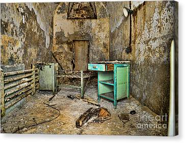 Cell Block 5 Canvas Print by Paul Ward