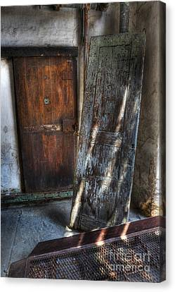 Cell Doors - Eastern State Penitentiary Canvas Print by Lee Dos Santos