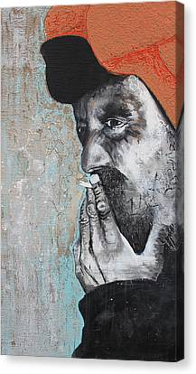 Change Hunter  Canvas Print by Kate Tesch