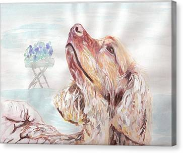 Chester Canvas Print by Arthur Rice