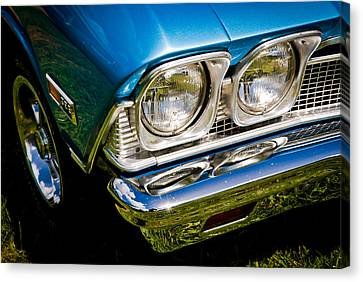 Chevelle Lights Canvas Print by Phil 'motography' Clark