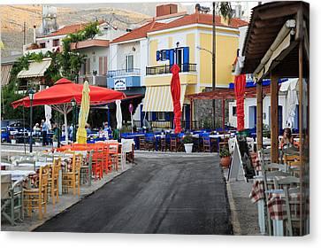 Chios Greece 2 Canvas Print by Emmanuel Panagiotakis