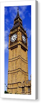 Citymarks London Canvas Print by Roberto Alamino