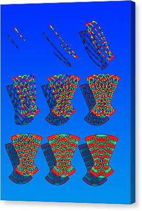 Classical And Quantum Physics Canvas Print by Eric Heller