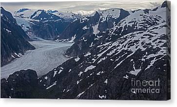 Coastal Range Awakening Canvas Print by Mike Reid