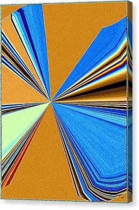 Conceptual 19 Canvas Print by Will Borden