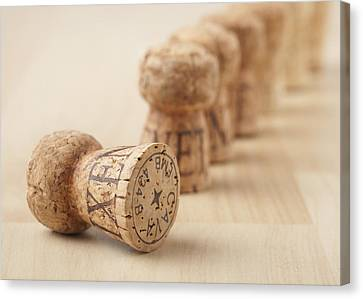 Corks, Close-up Canvas Print by STOCK4B Creative