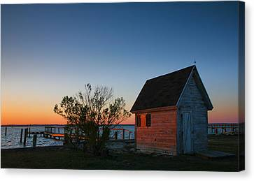 Crab Shack IIi Canvas Print by Steven Ainsworth