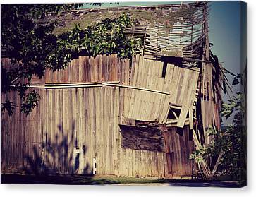 Days Gone By Canvas Print by Paulette B Wright