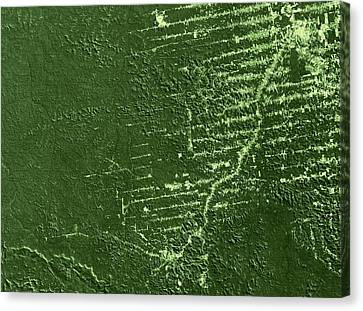 Deforestation In Rondonia, Brazil, 1992 Canvas Print by Nasa