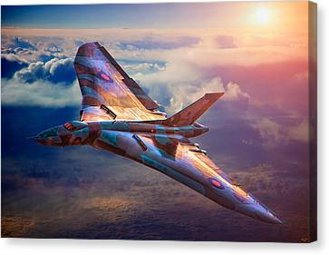 Delta Lady Canvas Print by Chris Lord