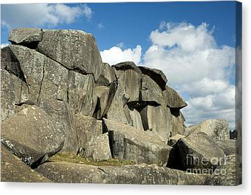 Devil's Den Formation 42 Canvas Print by Paul W Faust -  Impressions of Light