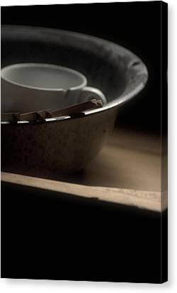 Dishes Done Canvas Print by Wayne Stadler