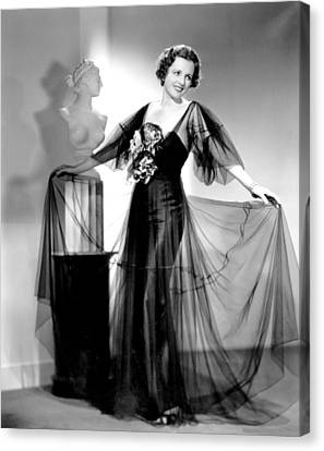 Dodsworth, Mary Astor, 1936 Canvas Print by Everett