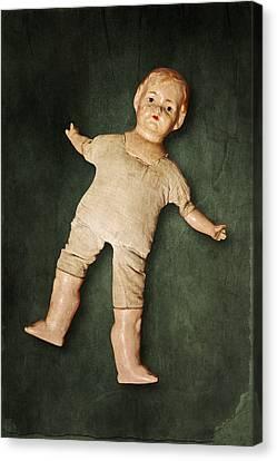 Doll Canvas Print by Joana Kruse