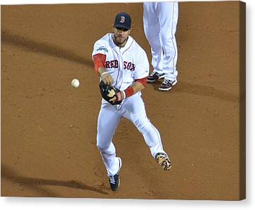 Double Play Canvas Print by Judd Nathan