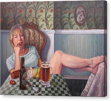 Durango Marsha Canvas Print by Dan Fusco