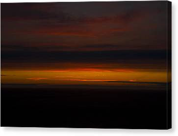 Dying Embers Canvas Print by Paul Howarth