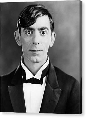 Eddie Cantor, 1927 Canvas Print by Everett