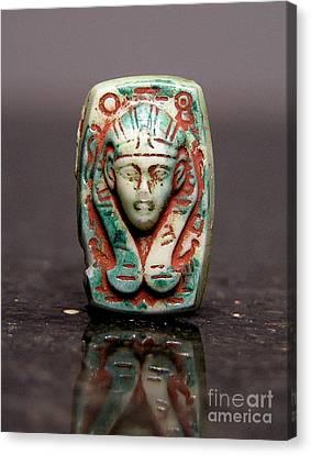 Egyptian 371 Canvas Print by Dwight Goss
