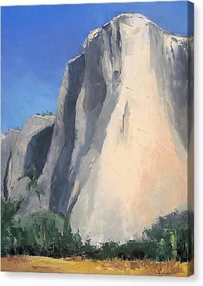 El Capitan Canvas Print by Jennifer Kane