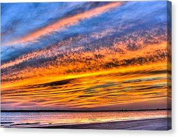 Endless Color Canvas Print by Andrew Crispi