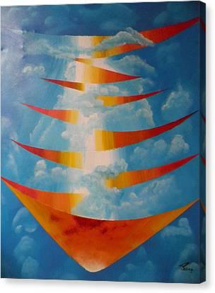 Engodo Canvas Print by Pedro Oliveira