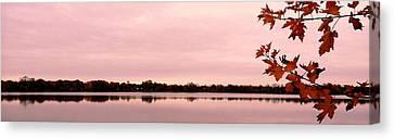 Enjoy Fall ... Canvas Print by Juergen Weiss