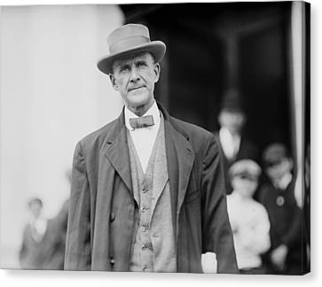 Eugene Debs 1855-1926 In 1912. He Canvas Print by Everett