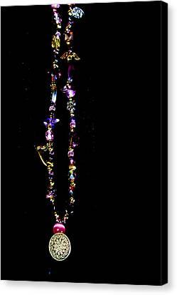 Faith Healing Bracelet Canvas Print by Joshua Dwyer