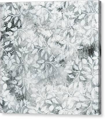 Falls Design 2 Canvas Print by Megan Duncanson