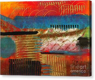 Finding My Way Canvas Print by Angela L Walker